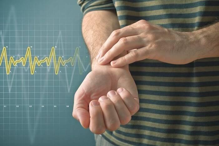 Причины увеличения пульса