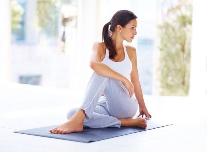ЛФК/йога в борьбе за здоровые суставы