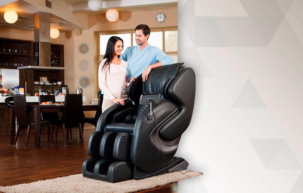 Mассажные кресла: особенности и достоинства